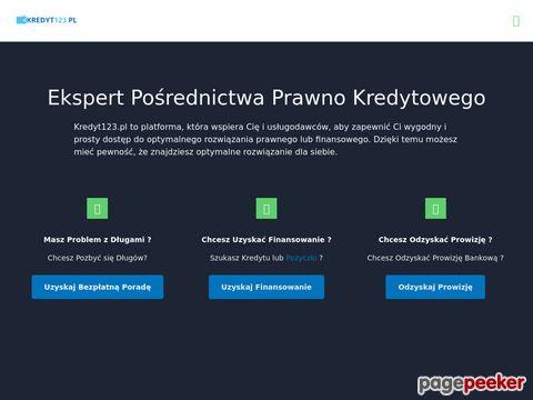PODKARPACKIE CENTRUM FINANSOWO-PRAWNE SPÓŁKA Z O. O.