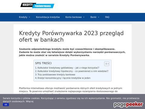 Pożyczki bankowe i niebankowe