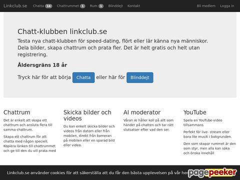 Linkclub.se - Gratis chatt med bilder utan registrering