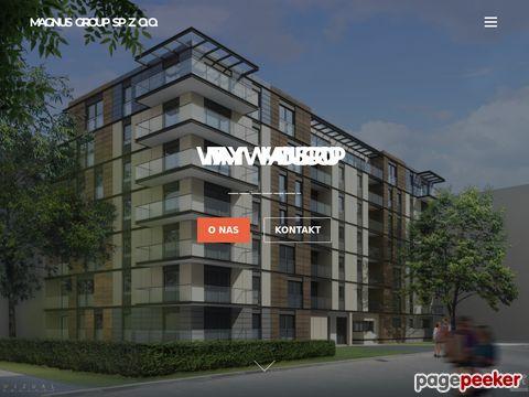 MAGNUS Warszawa apartamenty