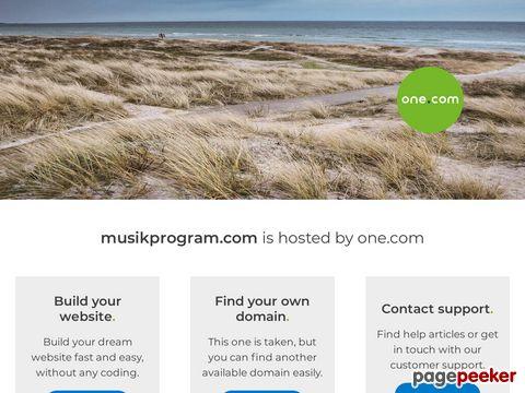 Musikprogram.com - digital musikproduktion