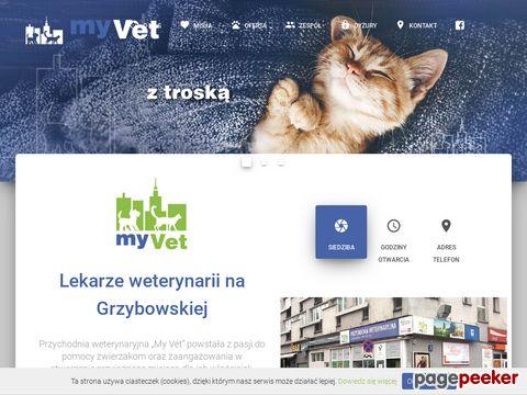 Usługi Weterynaryjne MY VET Mateusz Iwanicki