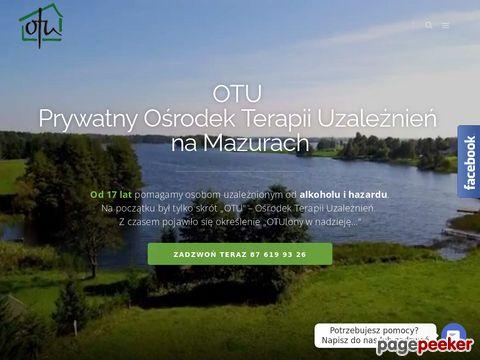 OTU - Ośrodek leczenia uzależnień - Stare Juchy