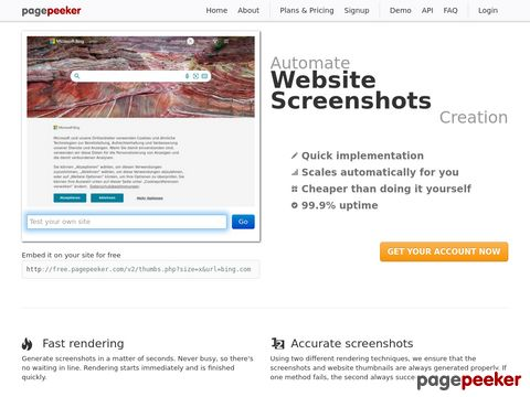 Enkel hemsida