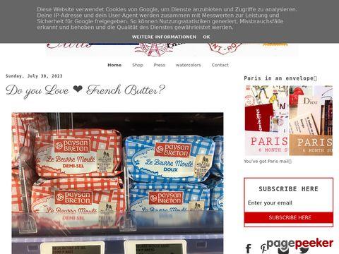 parisbreakfasts.blogspot.com