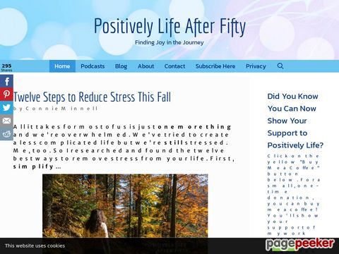 positivelylifeafterfifty.com