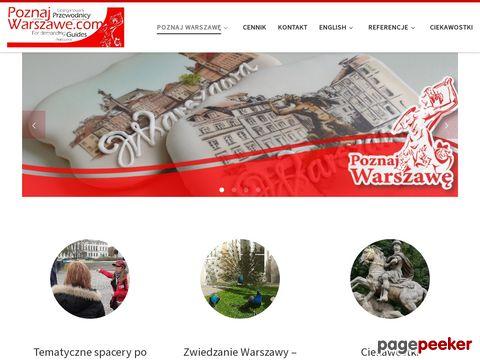Przewodnik po Warszawie - PoznajWarszawe.com