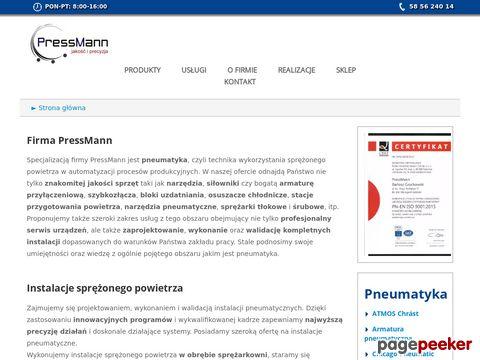 PressMann Bartosz Grochowski