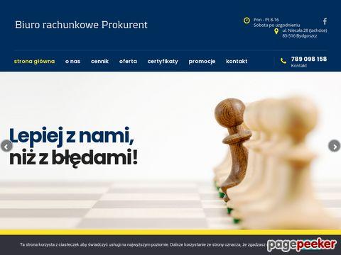 BIURO RACHUNKOWE PROKURENT EDYTA SKIBICKA