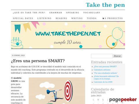 takethepen.net