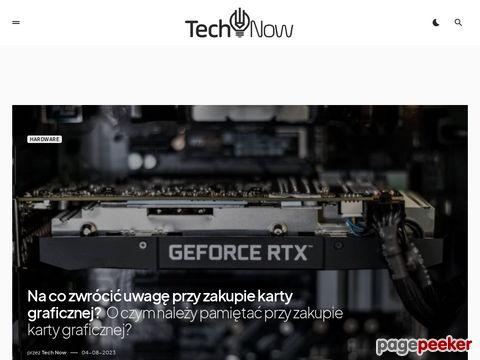 TechNow.pl - Nowinki Technologiczne