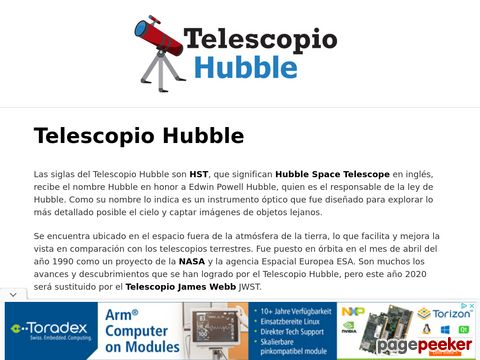 telescopiohubble.com