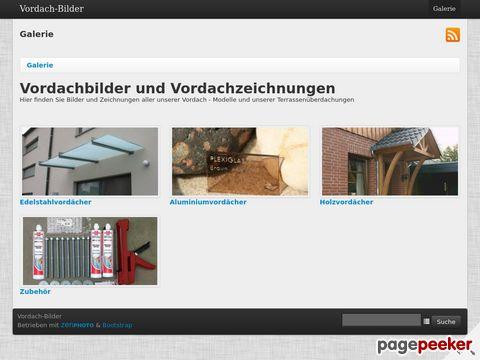 Thumbnail Vordach Galerie Webseite