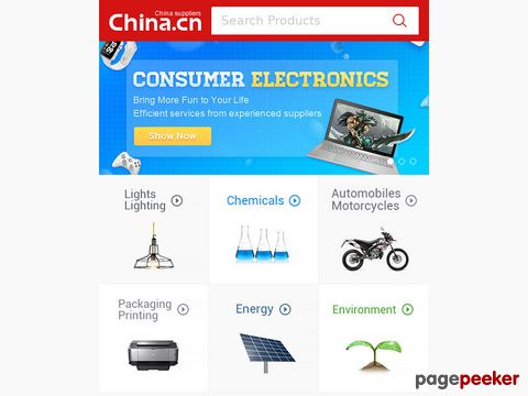 China.cn-ProfessionalManufacturers&SuppliersonChin