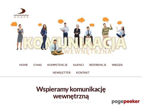 AGAPE S.C. AGNIESZKA MADEJ-BIERNAT, TOMASZ KOŚCIELNY