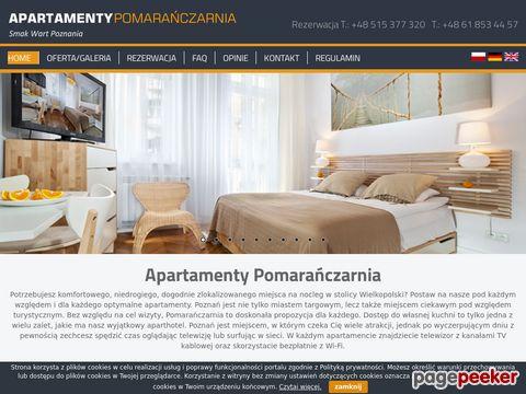 www.apartamenty-pomaranczarnia.pl
