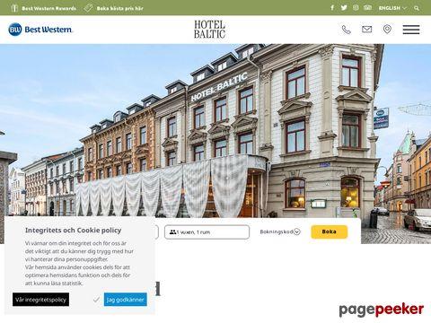 Billigt hotell Sundsvall - lunch,  konferens,  restaurang mm