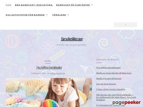 Barnvakt,  Barnpassning,  Nanny i Eskilstuna