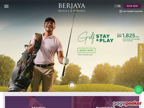 Berjaya Hotels & Resorts Coupon Codes