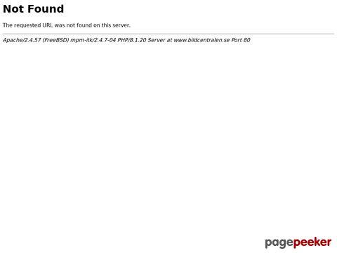 Bildcentralen - En central plats för alla dina bilder