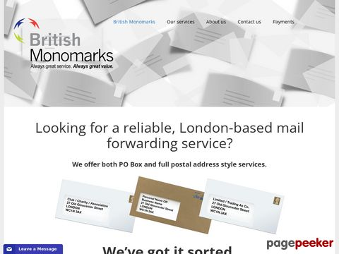 britishmonomarks.co.uk