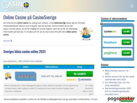 Casino Sverige