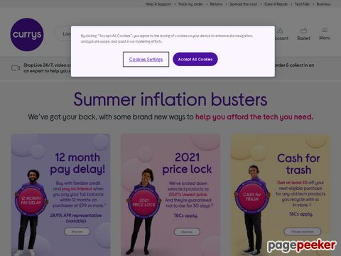 Currys PC World discount code