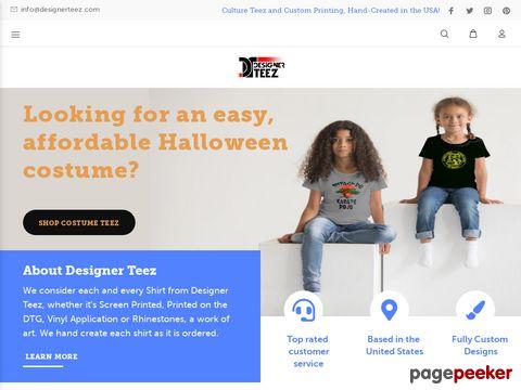 Designer Teez