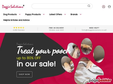 Doggie Solutions discount code