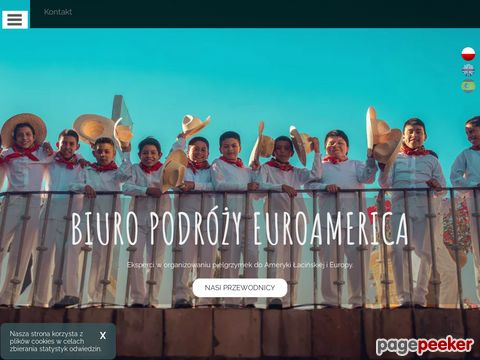 Pielgrzymki do Gwadelupy, Brazylii, Argentyny, na Kubę