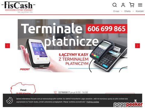 """""""FIS CASH"""" JOANNA CEPIAK - GUZEK"""