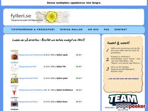 Tipspromenad & frågesport | fylleri.se