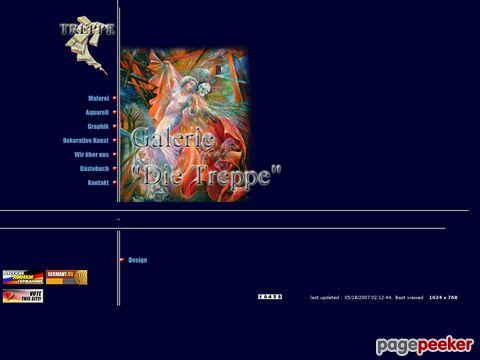 www.galerie-treppe.de