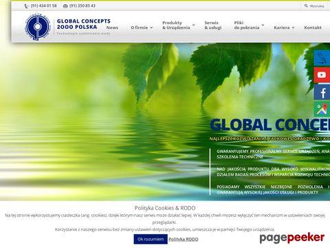 GLOBAL CONCEPTS 2000 POLSKA SPÓŁKA Z OGRANICZONĄ ODPOWIEDZIALNOŚCIĄ