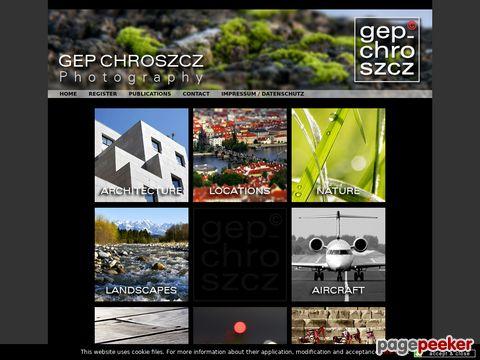 GEP CHROSZCZ Photography - Galerie Fotografie