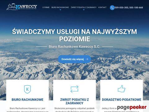 """""""KAWECCY"""" S.C. AGNIESZKA KAWECKA, MICHAŁ KAWECKI"""