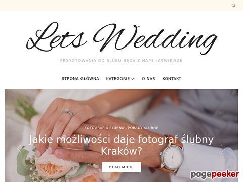 Blog ślubny