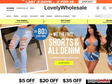 LovelyWholesale Coupons, Promo Codes