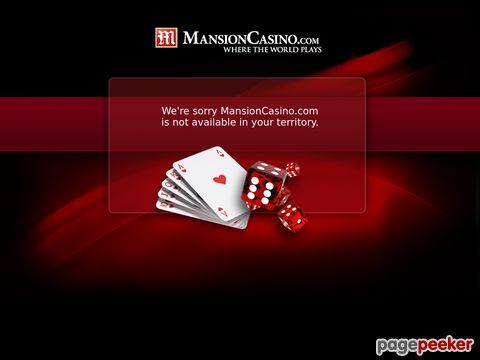 Mansion Casino Internetkasino