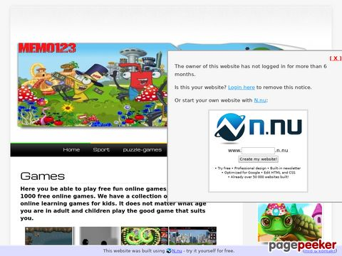 Play funny online games for free