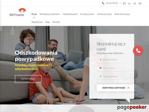 MK FINANSE Monika Konicz
