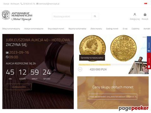 Stare banknoty i monety - numizmatyka