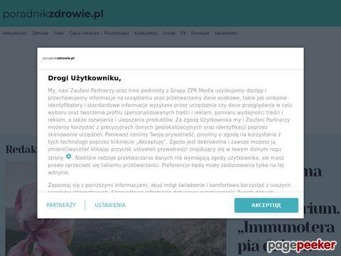 Kalkulatory BMI w serwisie Poradnikzdrowie.pl