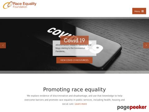 http://www.raceequalityfoundation.org.uk/