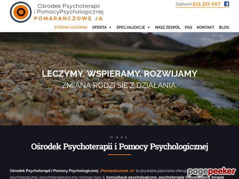 ANNA PRZYGODZKA- GACEK PSYCHOTERAPIA I ROZWÓJ