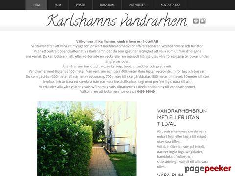 Karlshamn Hotell och Vandrarhem