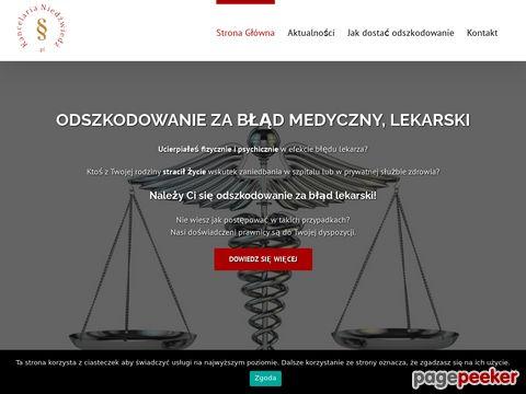 Kancelaria Prawnicza Krzysztof Niedźwiedź