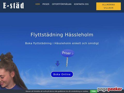 Flyttstäd Hässleholm | 010-2070 09 99 |  Abbelish Service AB
