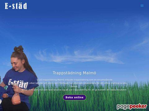 Trappstädning | Abbelish Service AB | 040-44 21 33