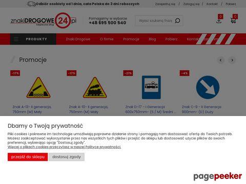 Znakidrogowe24.pl Sp.z.o.o.